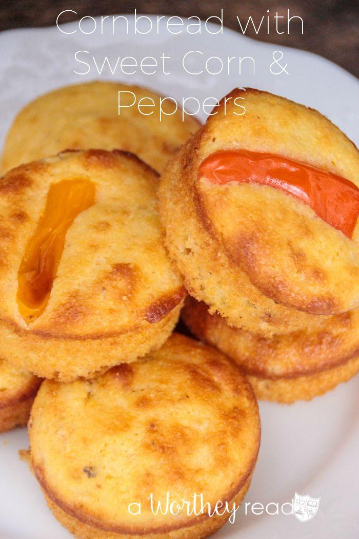 Cornbread Poppers