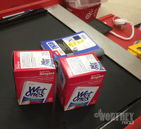 School Supplies and Wet Ones From Target-6