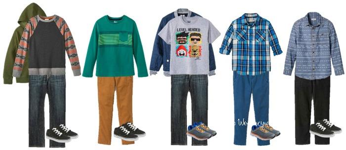 Boy Fall Fashion Ideas