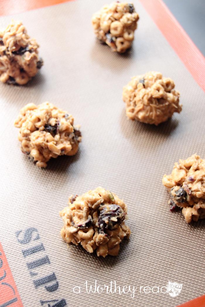 Cheerios Peanut Granola Clusters -6
