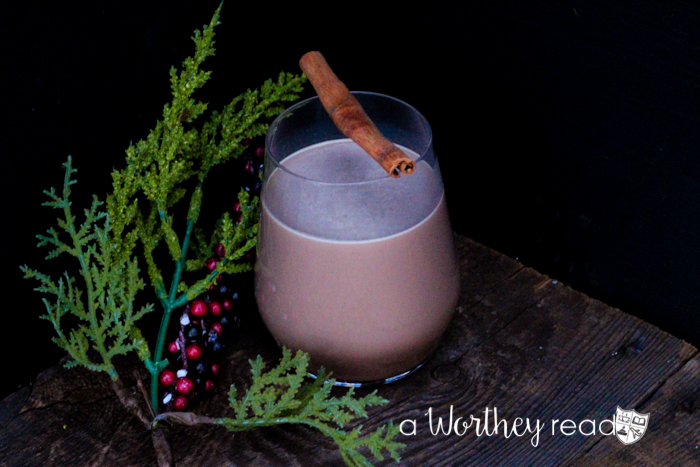 Hot Chocolate Whiskey