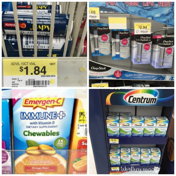 Walmart Essentials shop