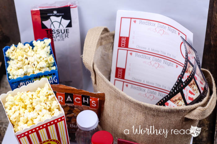 Movie Date Night Gift Idea