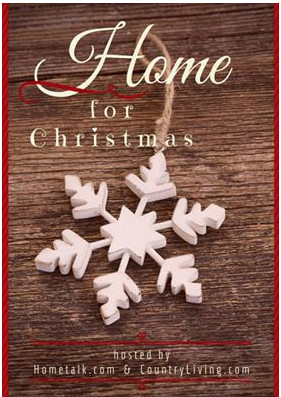 Home for Christmas Blog Hop