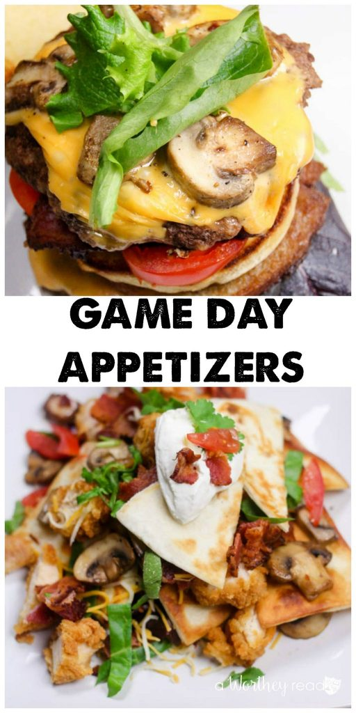 Game Day Appetizers To Try