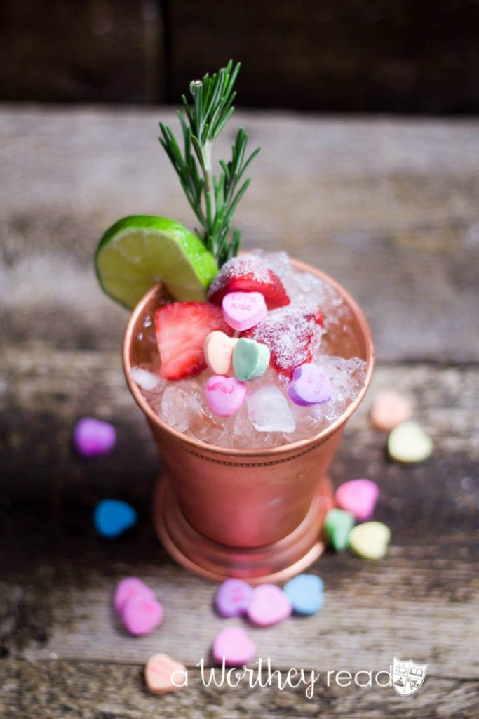 Be Mine Valentine Moscow Mule