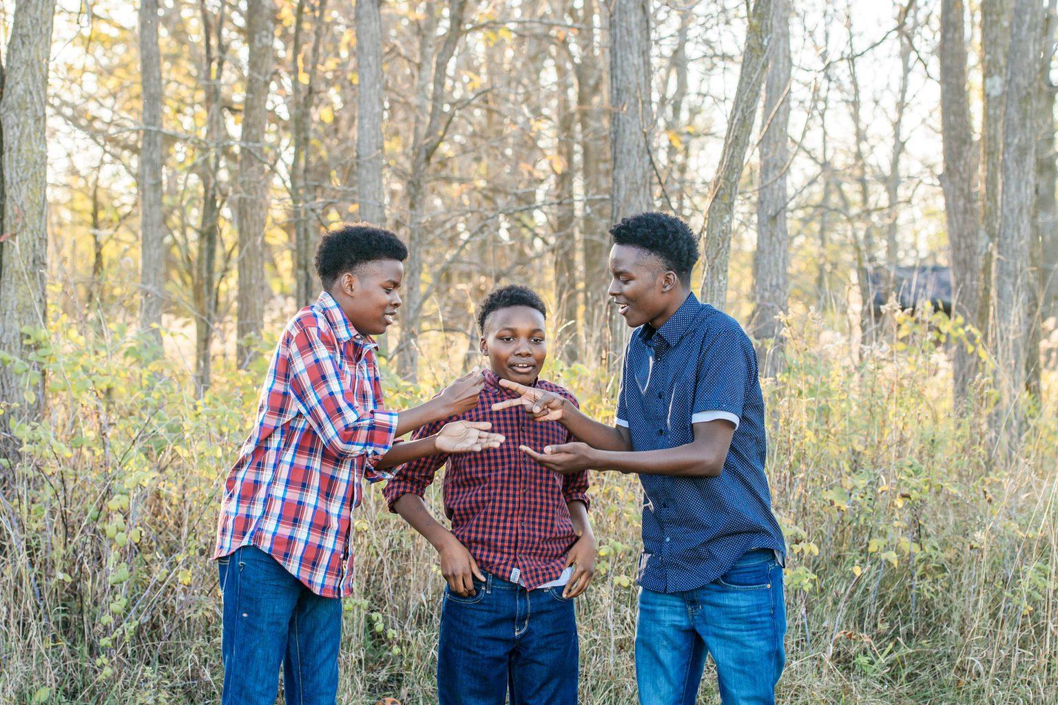 Worthey boys