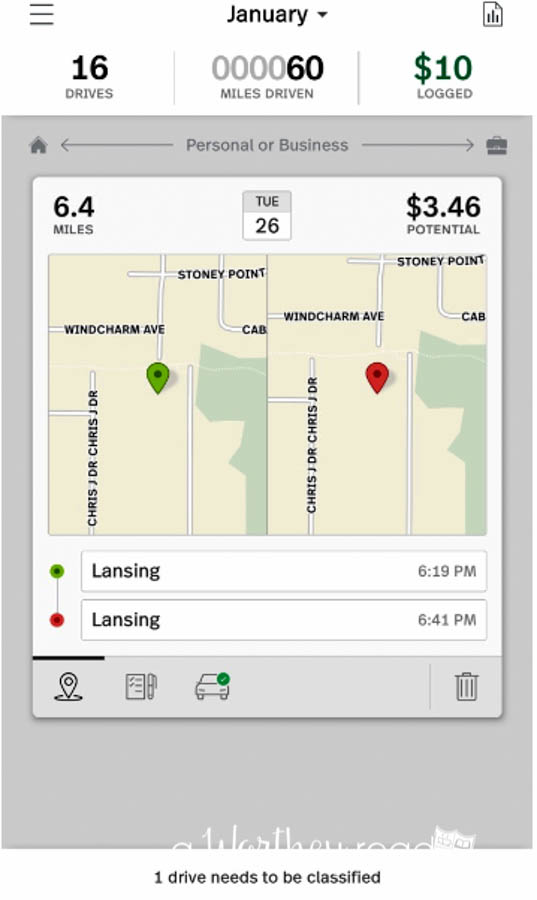 Why You Should Use A Mileage Tracking App