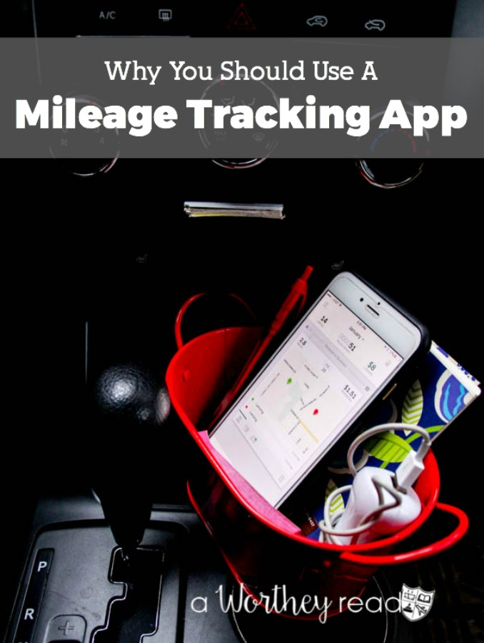 Own a business or drive your car for business? This is the one app you need to be using: Why You Should Use A Mileage Tracking App
