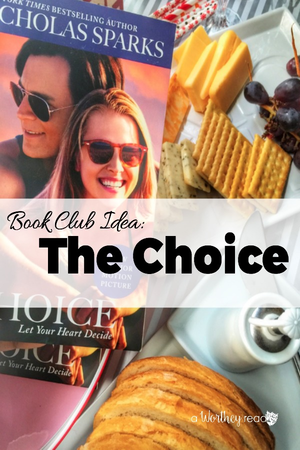 Book Club Idea- The Choice