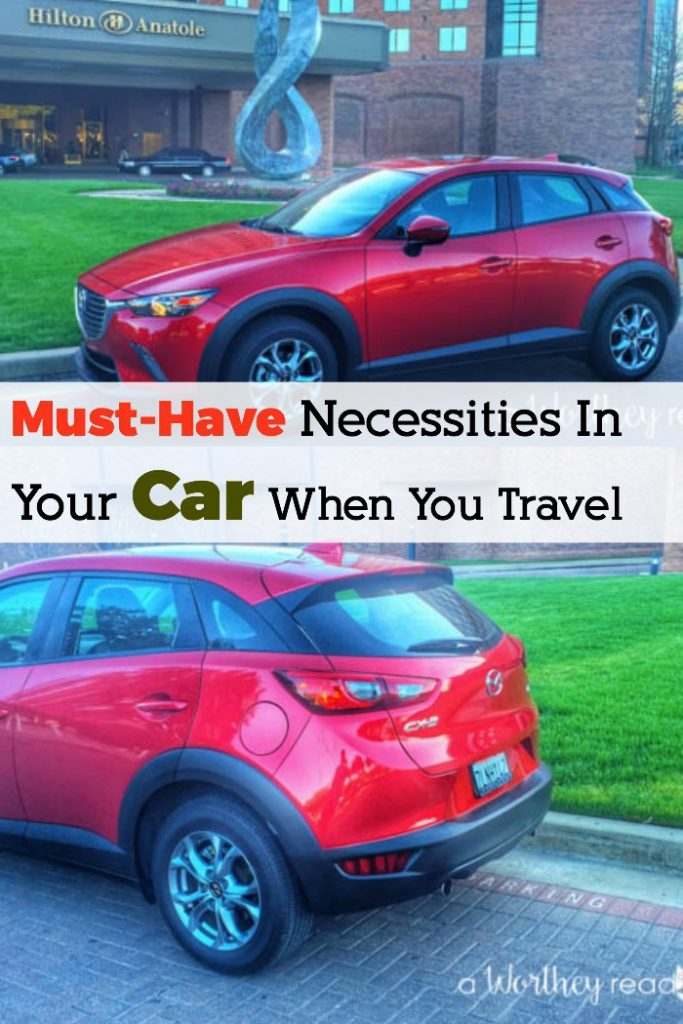 Before you travel, be sure you know exactly the things you need in your car. Read Must-Have Necessities In Your Car When You Travel