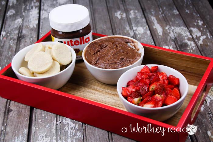 Strawberry Nutella Tart Bites-8