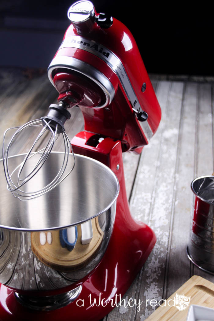 We love our Kitchen-Aid Mixer. Over the years we've been able to do so much with it besides using it for cooking. I've shared some of my best Kitchen-Aid hacks before, and now I'm sharing 7 more Kitchen-Aid Mixer hacks you never thought of.