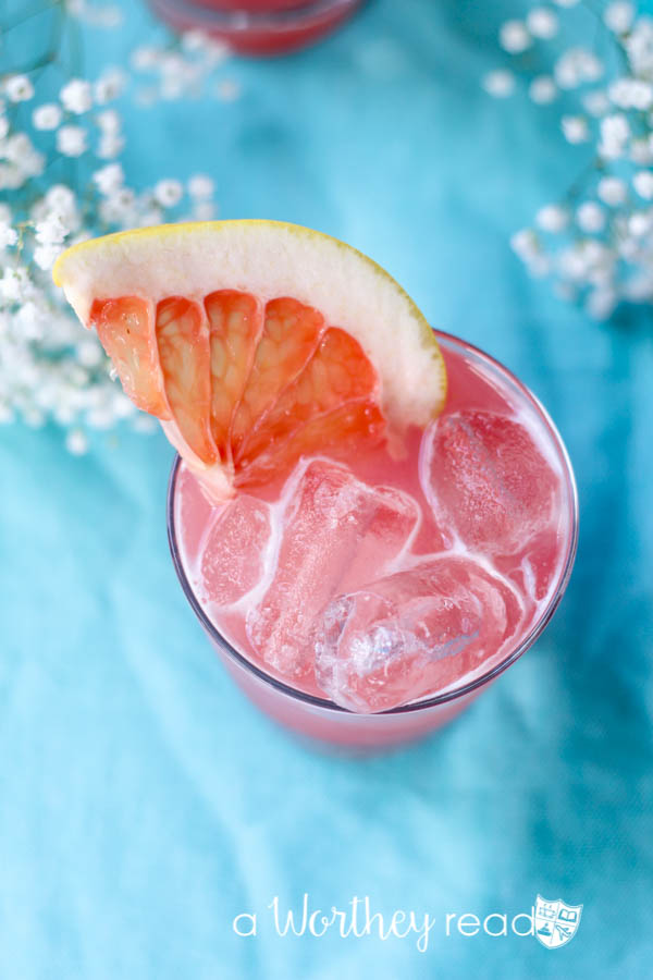 Summer fun and light cocktail, perfect for a girl's night out. This Lemonade Punch satisfies your taste for Peach and Guava. Grab the recipe for our peach summer cocktail: Peach & Guava Lemonade Punch