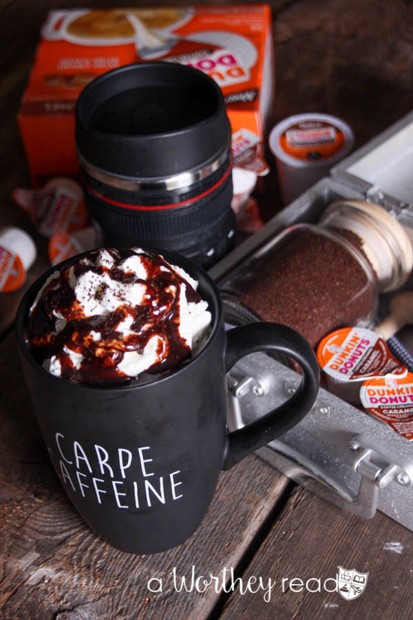 Caramel Chocolate Coffee