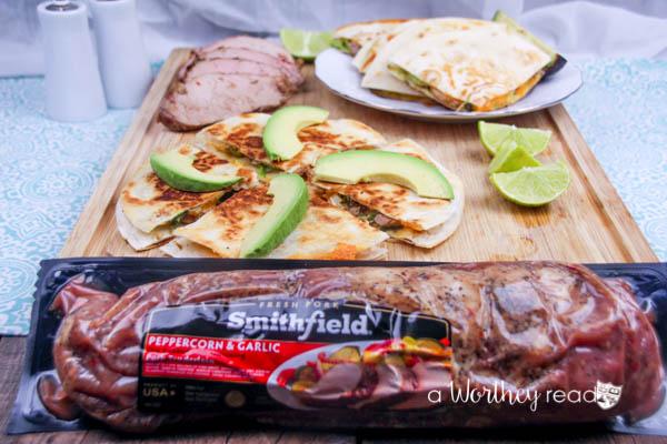 Mega Stuffed Pork Quesadillas-5