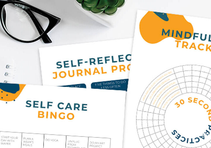Self Care Printables