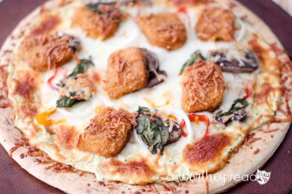 Easy Chicken Pizza Recipe