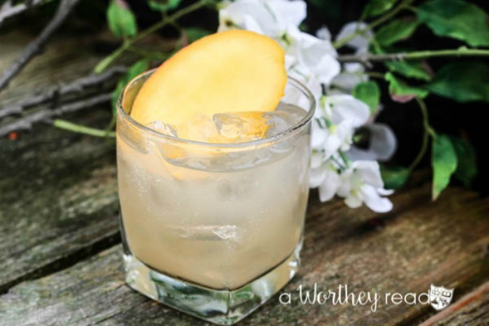 Combine Gingerbeer, Vodka and Mango for a summer breeze cocktial- The Jamaican Cocktail