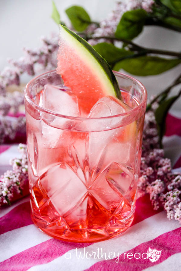 Here's a perfect summer cocktail,  combining Watermelon and Wine into a pretty pink cocktail. Try our Watermelon & Pinot Grigio Pucker. This easy cocktail idea uses just a few ingredients and simple syrup!