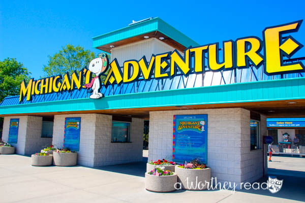 Things To Do at Michigans Adventure-1