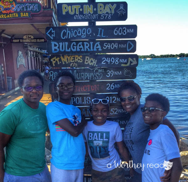 Family friendly things to do on Put-In-Bay
