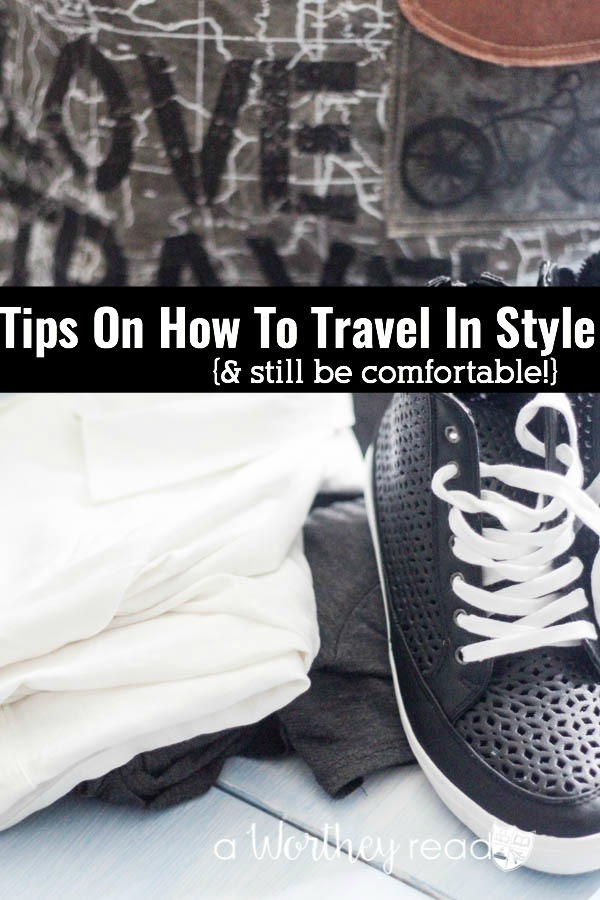 Get tips on how I travel in style. When traveling you want to be comfortable. Here's how: Tips On How To Travel in Style