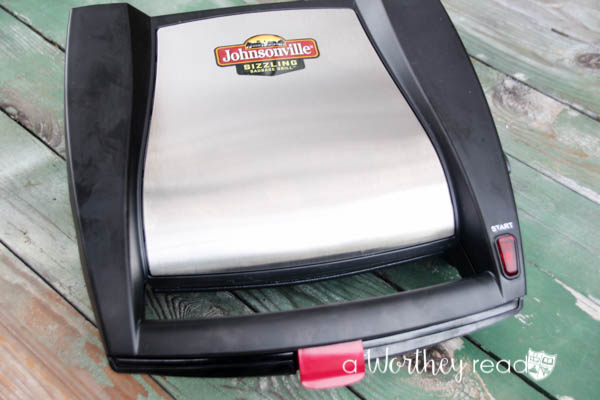 Johnsonville Sausage Griller Review
