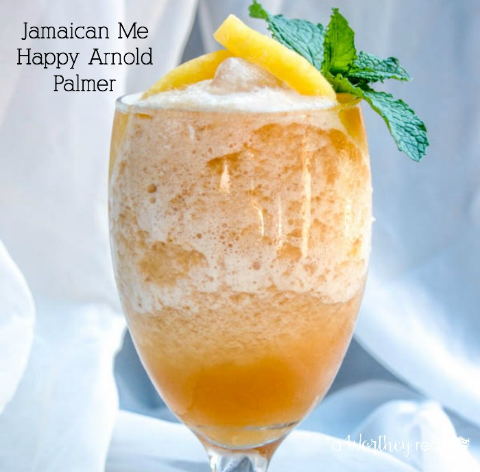 Jamaican Me Happy Arnold Palmer