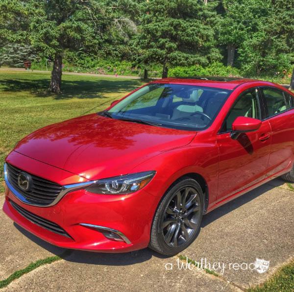 Mazda6 i Grand Touring Car Review