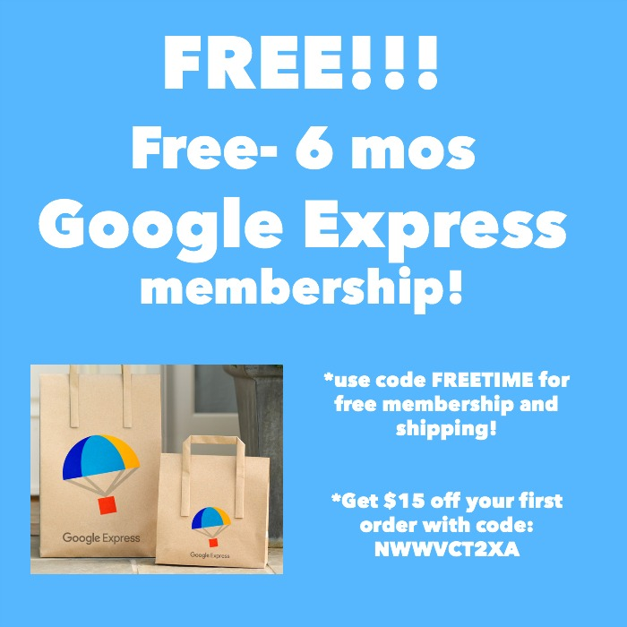 Free Google Express