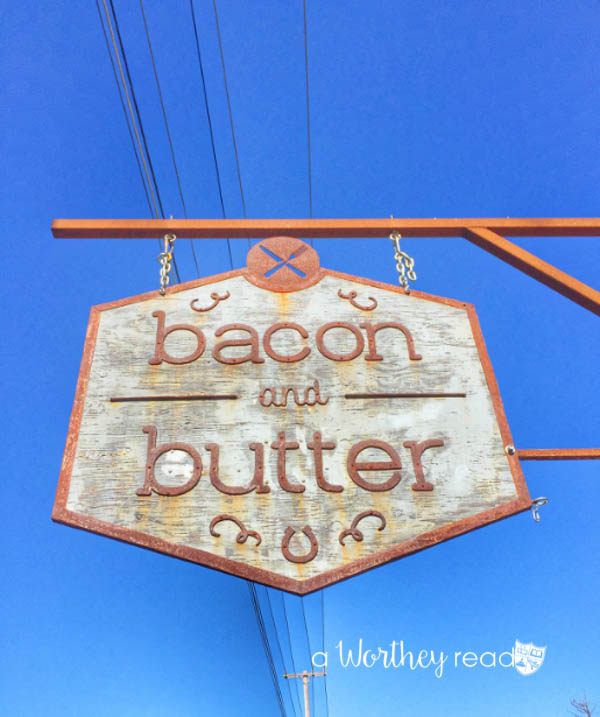 Best breakfast spot in Sacramento- Bacon & Butter