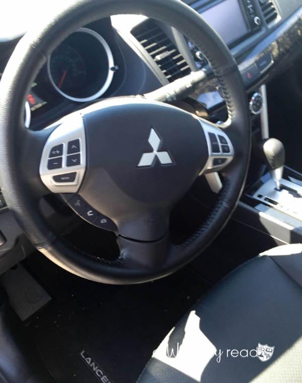 2016 Mitsubishi Lancer SE.