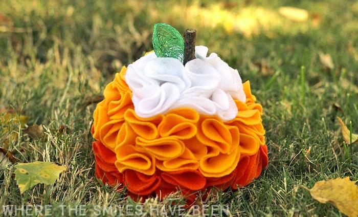 Easy Candy Corn Craft Ideas