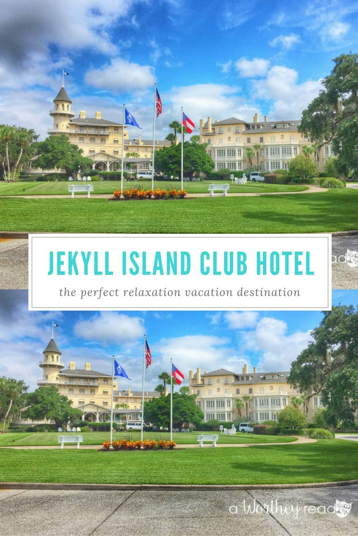 Best Place to stay on Jekyll Island Club Hotel for a relaxinvg vacation