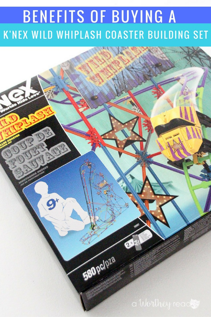 Christmas Gift Idea for kids: Benefits of Buying A K'NEX Wild Whiplash Coaster Building Set