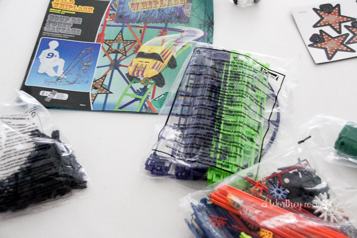 Benefits of Buying A K'NEX Wild Whiplash Coaster Building Set