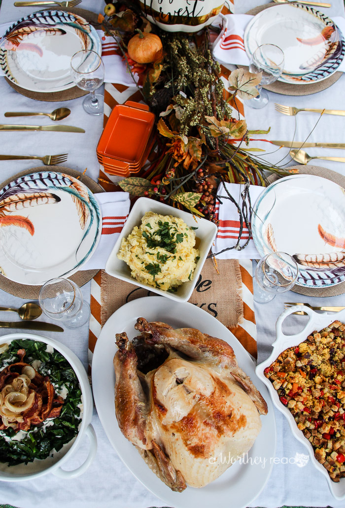 Ultimate Thanksgiving Feast