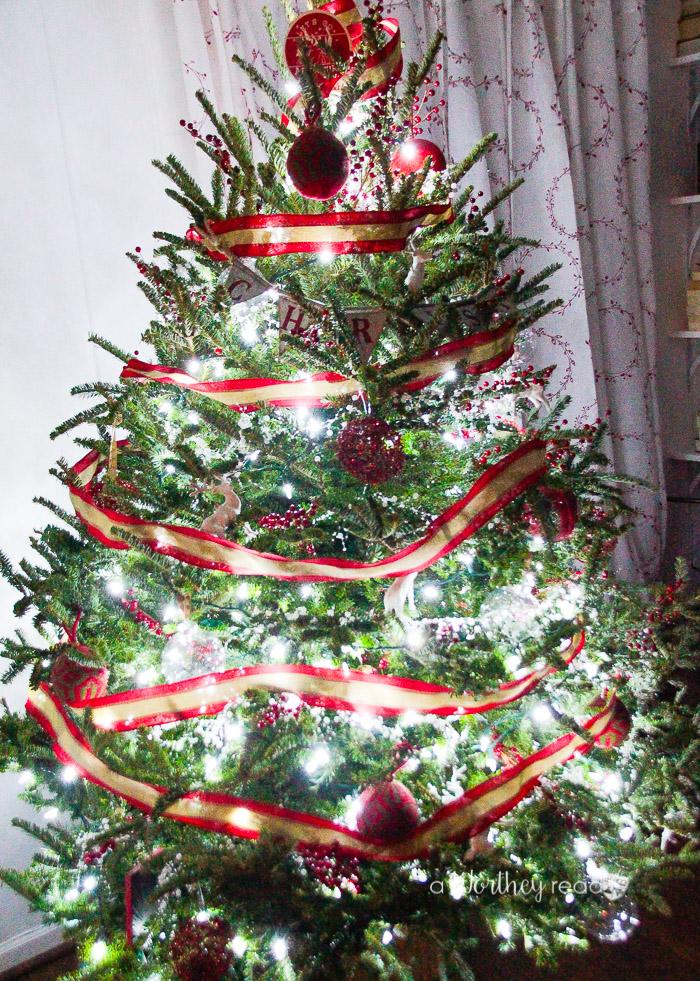 Christmas Tree and Mazda