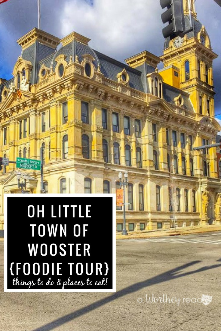 Wooster Ohio is small town packed with a ton of charm. Nestled in Amish country, not only will you find fresh breads and pastries, but Lehman's, Smucker's, and Pine Tree Barn are a few of their main attractions. See why Wooster Ohio should be on your travel bucket list.