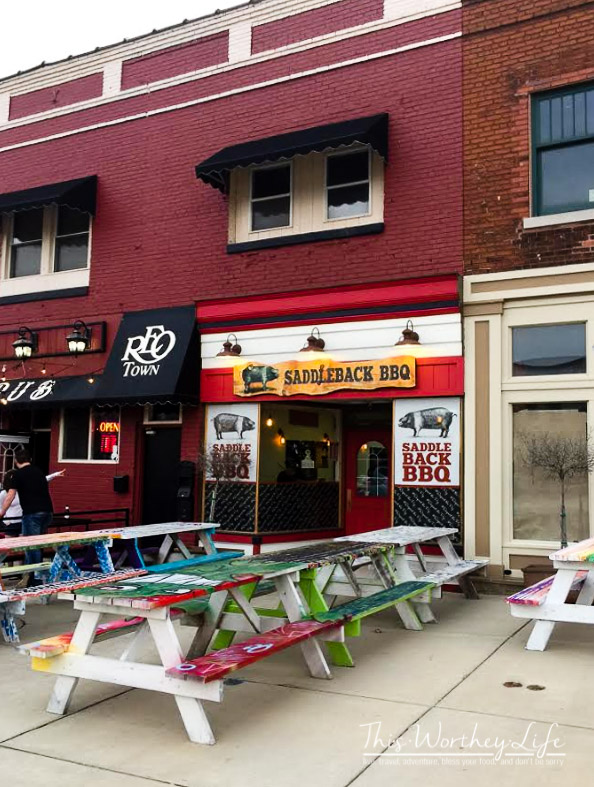 BBQ Restaurants in Lansing
