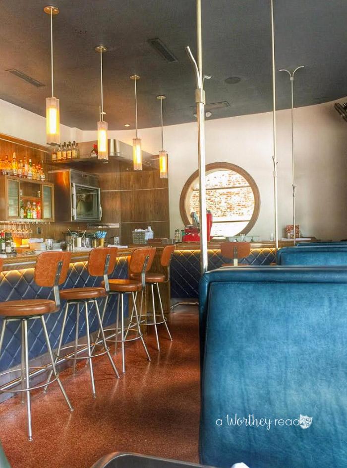 The Grey Restaurant in Savannah Ga