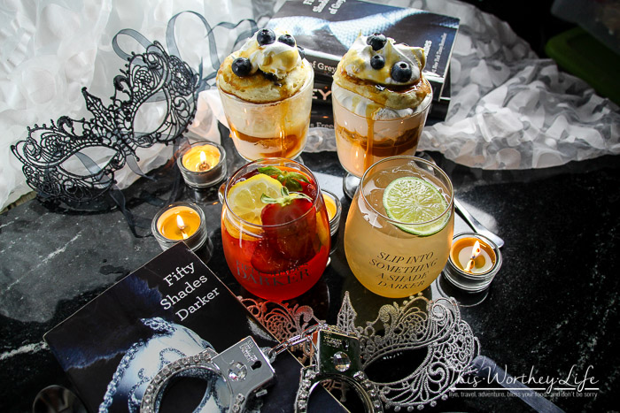Fifty Shades Darker Party Ideas
