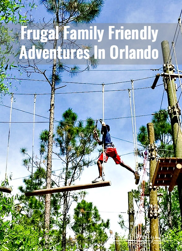 Most people head to Orlando with the purpose of visiting one of the big theme parks, but here are some great Frugal Family Friendly Adventures In Orlando that are sure to please your crew. Here's a list of things to do in the Orlando area besides Disney World!