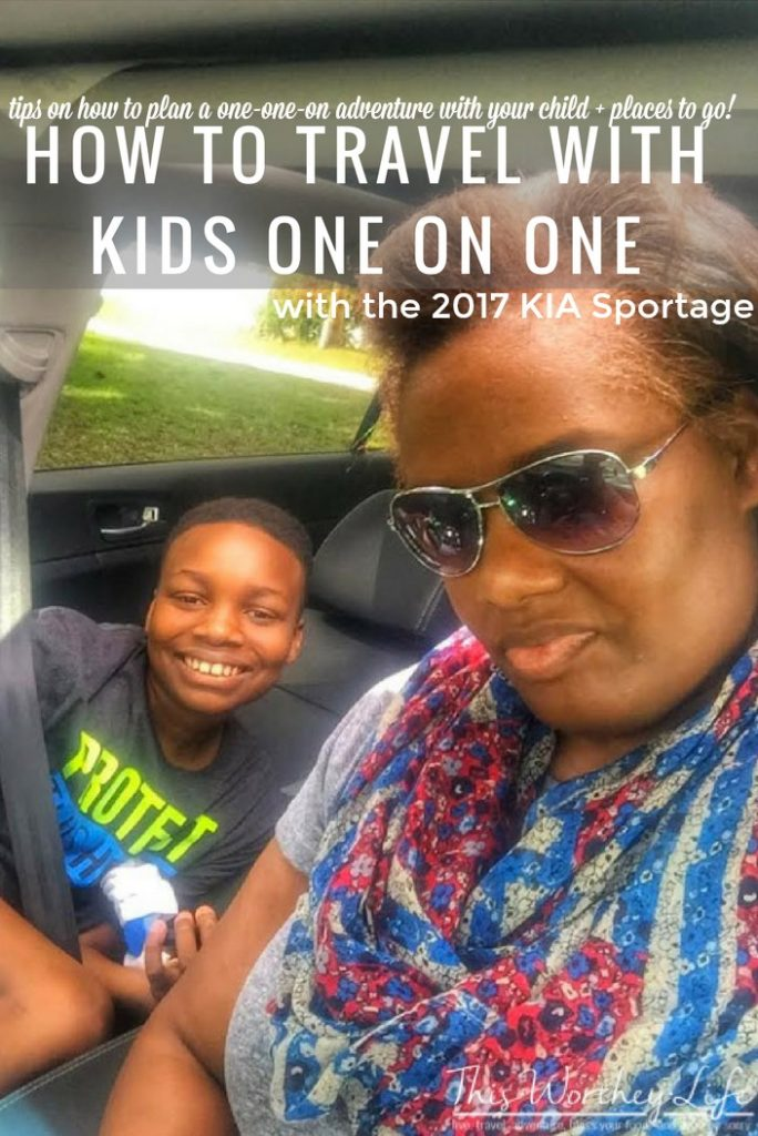 Have you ever thought about taking only one of your children on their own vacation? I'm sharing tips on how to travel with your child one and one, the benefits of parent and child traveling, and places to go! Read How to travel with kids one on and one and start planning your own adventure today!