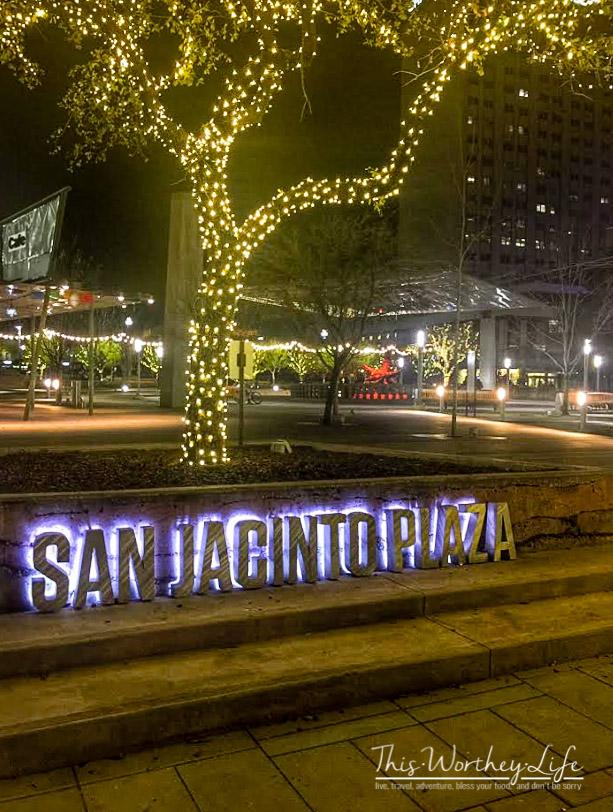 San Jacinto Plaza El Paso TX