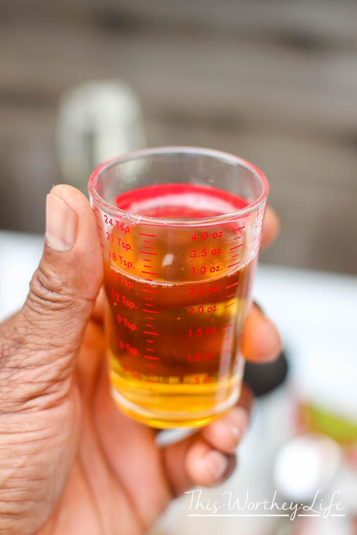 Bourbon Michelada Recipe