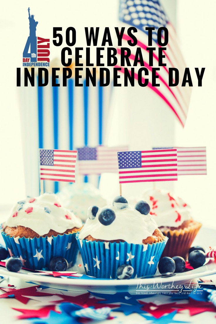 Try something new this 4th of July. Get creative with ways to celebrate this patriotic holiday. Find ideas on ways to celebrate Independence Day for the whole family!