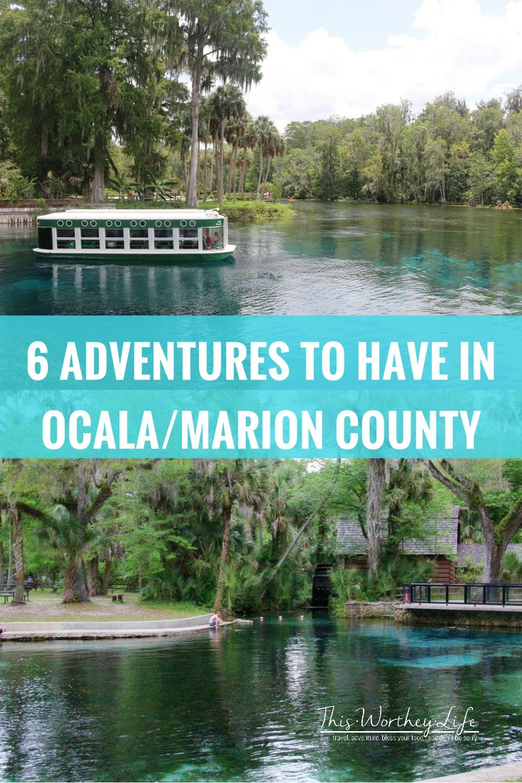 Get outside of the regular Florida attractions, by checking out all the adventures you can have in this Central Florida County. Ocala/Marion County has a lot to offer. Check out 6 awesome adventures you can have in the Ocala Marion County area!