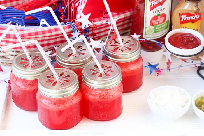 Frozen Cherry Limeade recipe